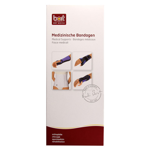 BORT Daumen-Hand-Bandage large haut 1 Stück