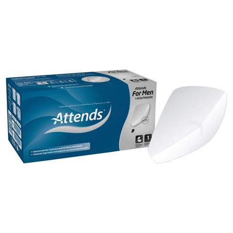 ATTENDS for men Shield 1 Box 4x25 Stück