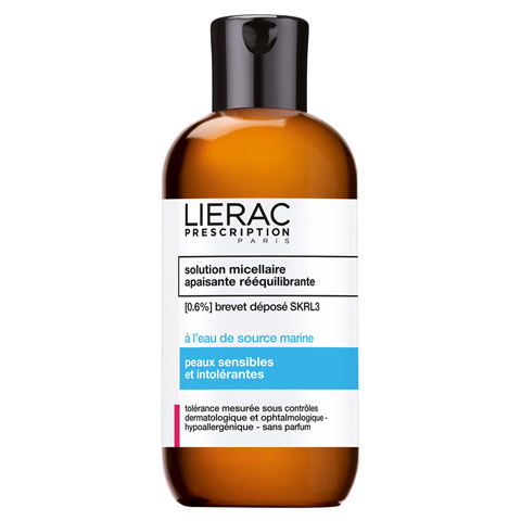 LIERAC Prescription Mizellen-Lotion 200 Milliliter