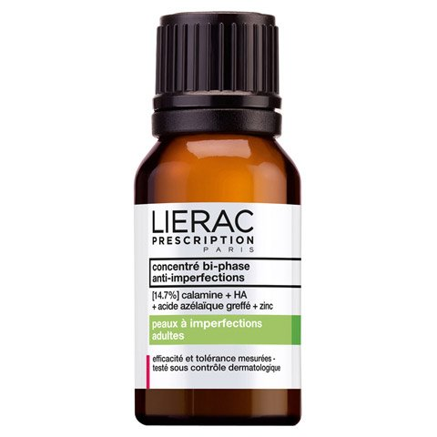 LIERAC Prescription Zwei-Phasen Konzentrat 15 Milliliter