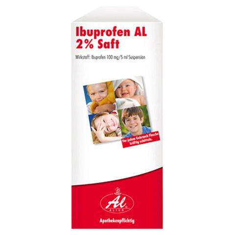 Ibuprofen AL 2% für Kinder 100 Milliliter N1