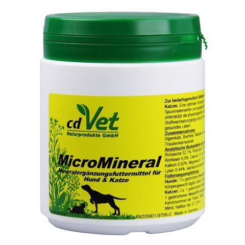 MICROMINERAL vet. 500 Gramm