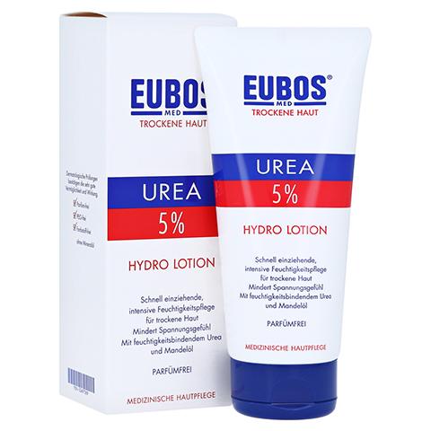 EUBOS TROCKENE Haut Urea 5% Hydro Lotion 200 Milliliter