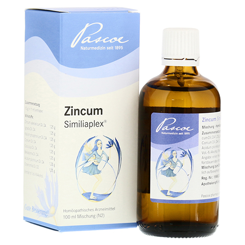 ZINCUM SIMILIAPLEX Tropfen 100 Milliliter N2