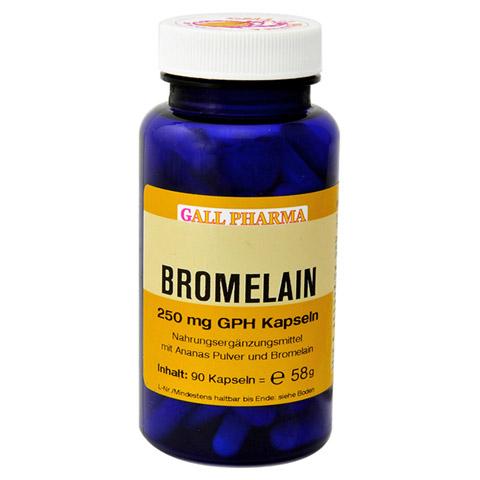 bromelain 250 mg gph kapseln 90 st ck online bestellen medpex versandapotheke. Black Bedroom Furniture Sets. Home Design Ideas