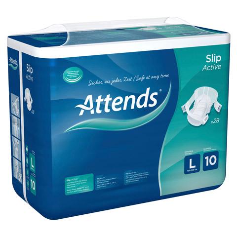 ATTENDS Slip Active 10 large 28 Stück
