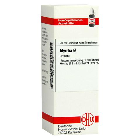MYRRHA Urtinktur D 1 20 Milliliter