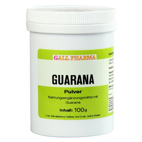 GUARANA PULVER 100 Gramm