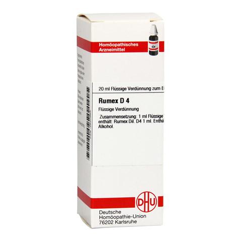 RUMEX D 4 Dilution 20 Milliliter N1
