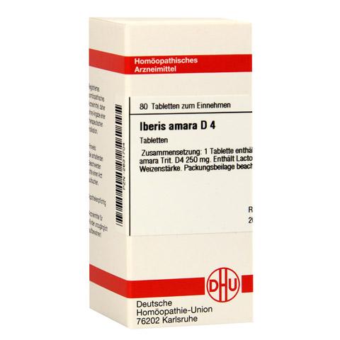 IBERIS amara D 4 Tabletten 80 Stück N1