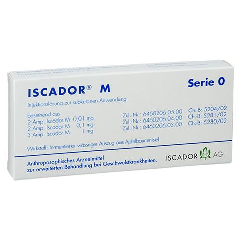 ISCADOR M Serie 0 Injektionslösung 7x1 Milliliter N1