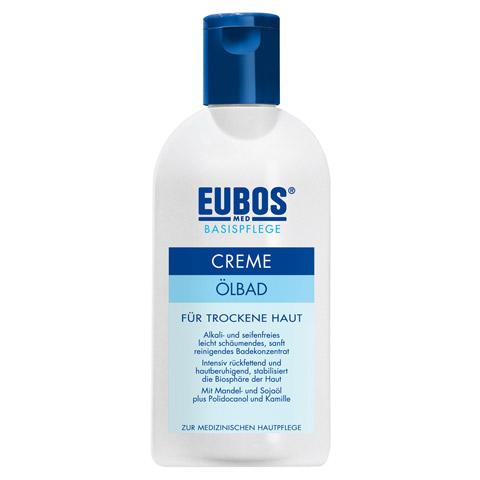 EUBOS CREME Ölbad 200 Milliliter