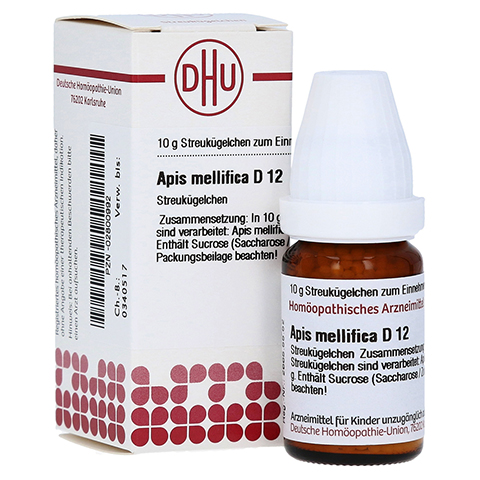 APIS MELLIFICA D 12 Globuli 10 Gramm N1