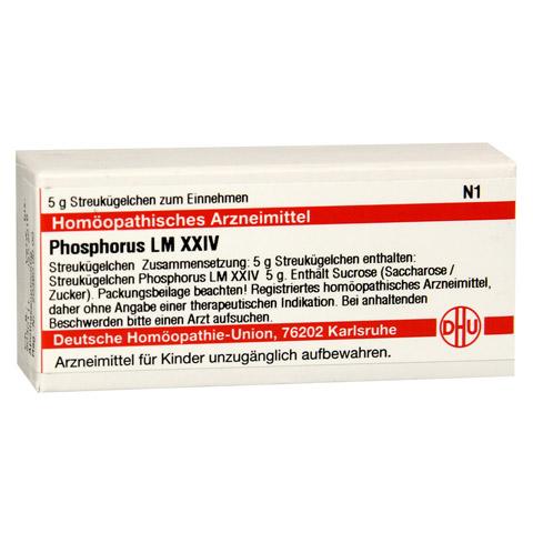 LM PHOSPHORUS XXIV Globuli 5 Gramm N1