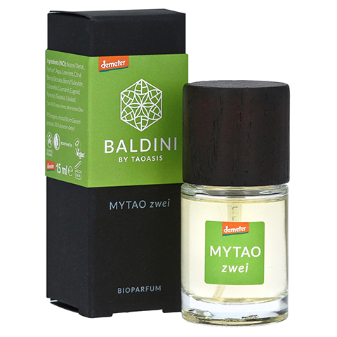 MYTAO Mein Bioparfum zwei 15 Milliliter