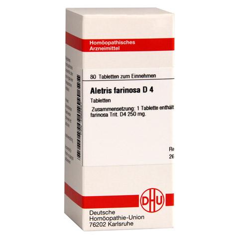 ALETRIS FARINOSA D 4 Tabletten 80 Stück N1