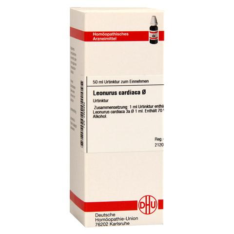 LEONURUS CARDIACA Urtinktur 50 Milliliter N1