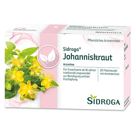 SIDROGA Johanniskraut 20 Stück