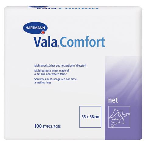 VALACOMFORT net Mehrzwecktücher 35x38 cm 100 Stück