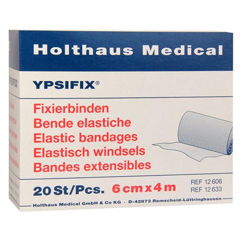 FIXIERBINDE Ypsifix elastisch 6 cmx4 m lose 20 Stück