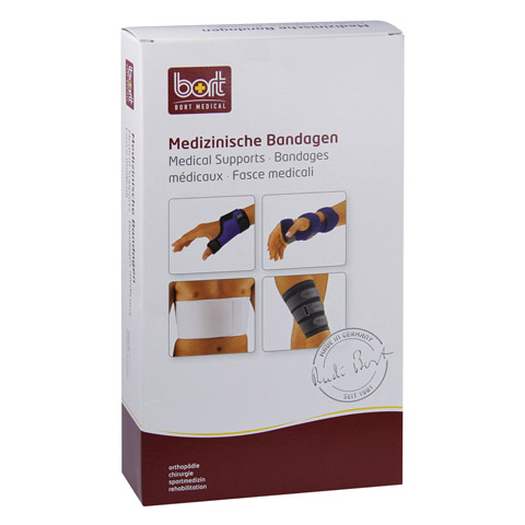 BORT Nabelbruch-Bandage Gr.1 1 Stück