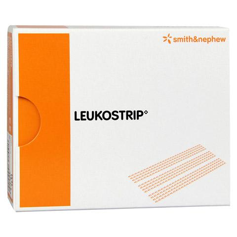 LEUKOSTRIP Wundnahtstreifen 6,4x76 mm Box 50x3 Stück