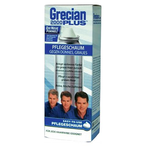 GRECIAN 2000 Plus Pflegeschaum gegen graues Haar 150 Milliliter
