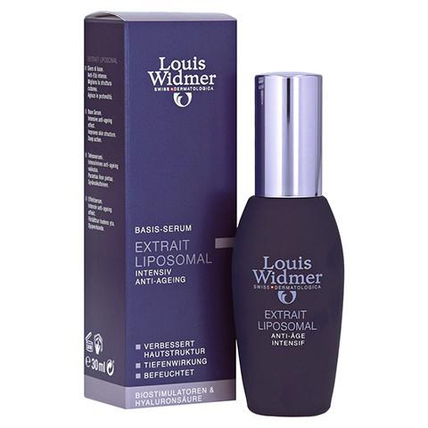 WIDMER Extrait Liposomal leicht parfümiert 30 Milliliter