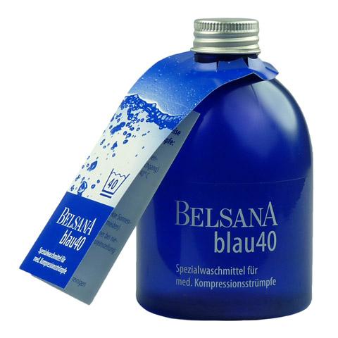 BELSANA blau 40 Spezialwaschmittel 250 Milliliter