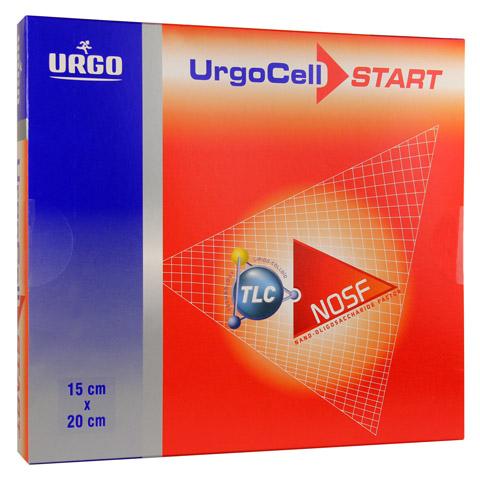 URGOCELL Start Verband 15x20 cm 5 Stück