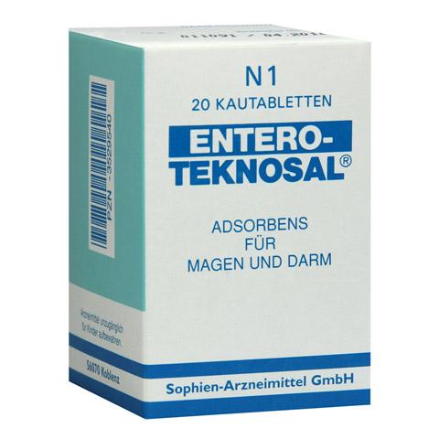 Entero-Teknosal 20 Stück