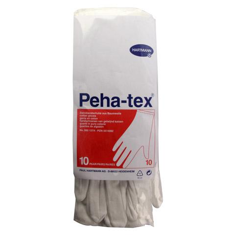 PEHA TEX Zwirnhandschuhe Gr.10,0 20 Stück