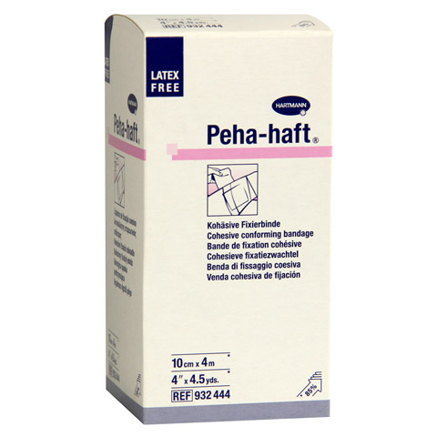 PEHA-HAFT Fixierbinde latexfrei 10 cmx4 m 1 Stück