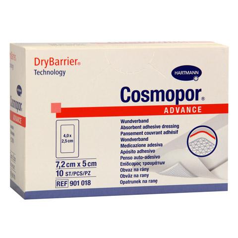 COSMOPOR Advance 5x7,2 cm 10 Stück