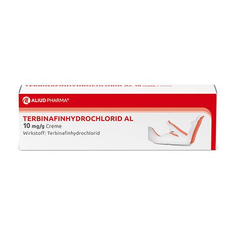 Terbinafinhydrochlorid AL 10mg/g 15 Gramm N1