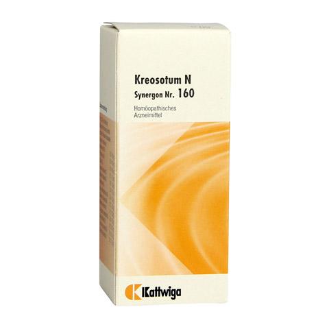 SYNERGON KOMPLEX 160 Kreosotum N Tropfen 50 Milliliter N1