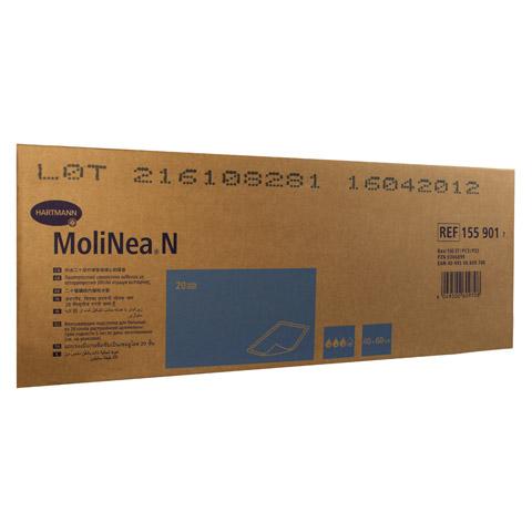 MOLINEA N Krankenunterlage 40x60 cm 20lagig 100 Stück