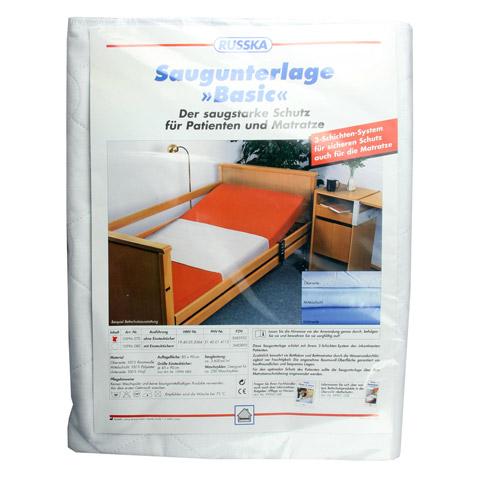 SAUGUNTERLAGE basic 85x90 cm o.Einstecktüchern 1 Stück