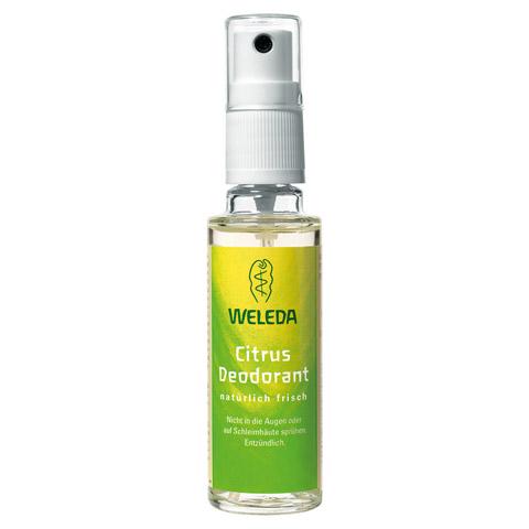WELEDA Citrus Deodorant 30 Milliliter