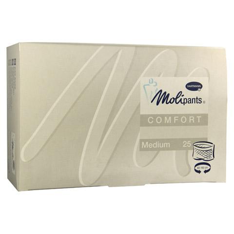 MOLIPANTS COMFORT elast.Netzhöschen medium 25 Stück