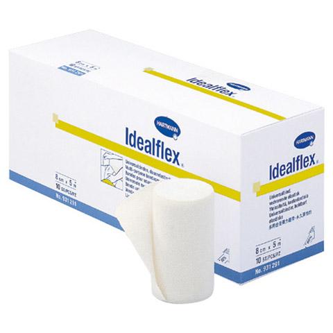 IDEALFLEX Binde 8 cm 10 Stück