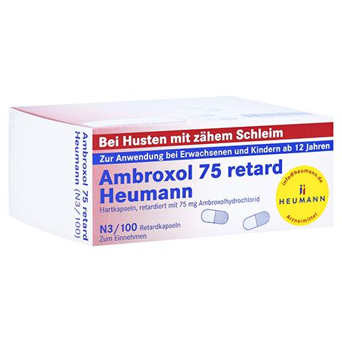 Ambroxol 75 retard Heumann 100 Stück N3
