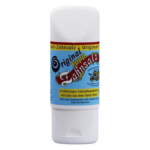 ORIGINAL POPP Zahnsalz 50 Gramm