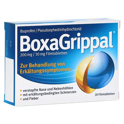 BOXAGRIPPAL 200 mg/30 mg Filmtabletten 20 Stück N1