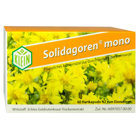 Solidagoren mono Hartkapseln 60 Stück N2