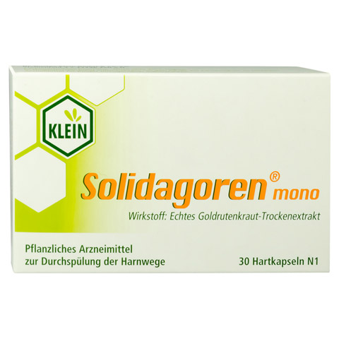 Solidagoren mono Hartkapseln 30 Stück N1