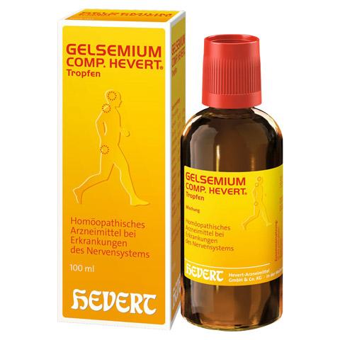 GELSEMIUM COMP.Hevert Tropfen 100 Milliliter N2