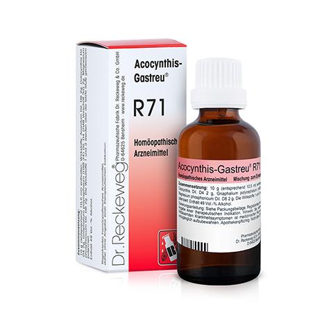ACOCYNTHIS Gastreu R 71 Tropfen zum Einnehmen 50 Milliliter N1