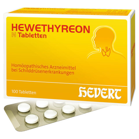 HEWETHYREON N Tabletten 100 Stück N1
