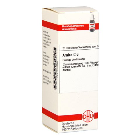 ARNICA C 6 Dilution 20 Milliliter N1